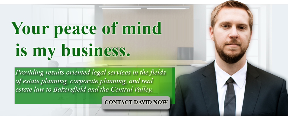 David C. Bynum - Estate Planning, corporate planning, and real estate law for Bakersfield and the Central Valley